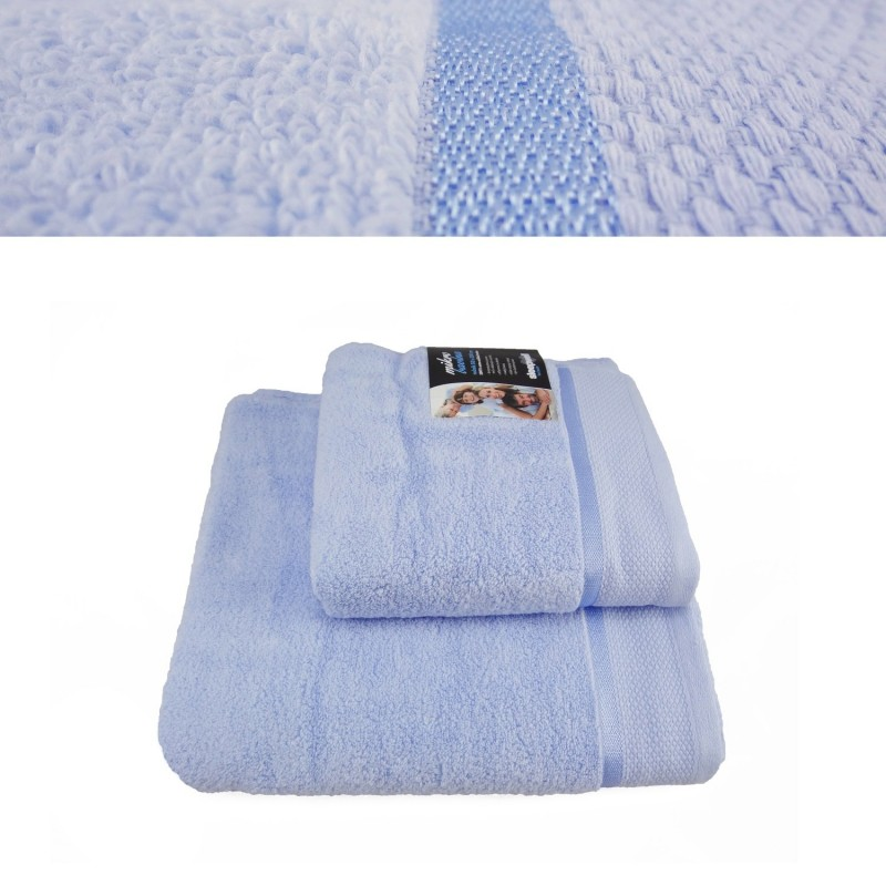 Softcotton Towel With Embroidery