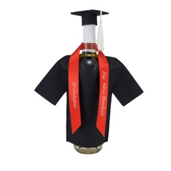 Suit for bottle of wine - graduation