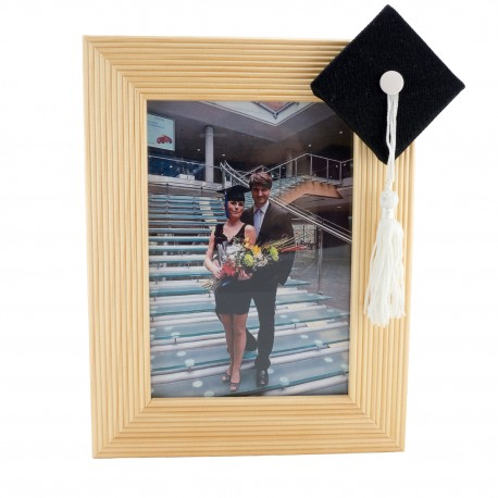 Photoframe - graduation gift