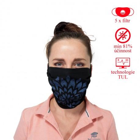 SET: Face mask + 5x filter