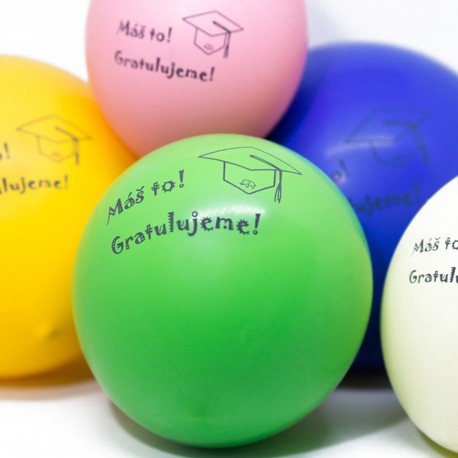 Graduation Gift - Balloons for Graduation Celebration