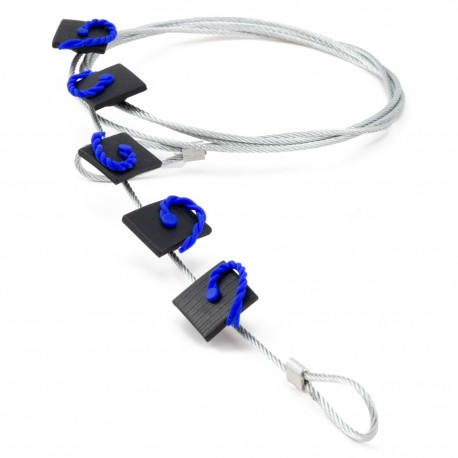 Graduation gift - Magnetic Photo Rope for graduation photos