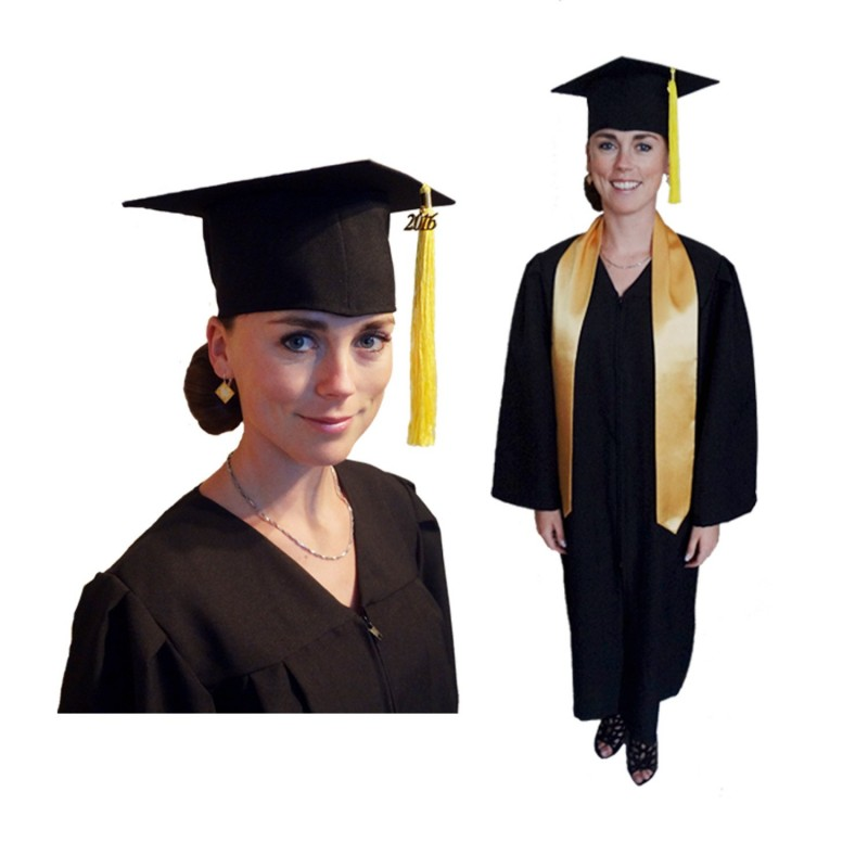 Rent graduation gown