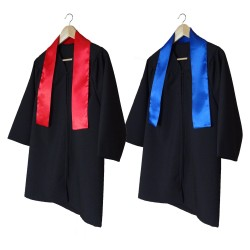 Children graduation gown