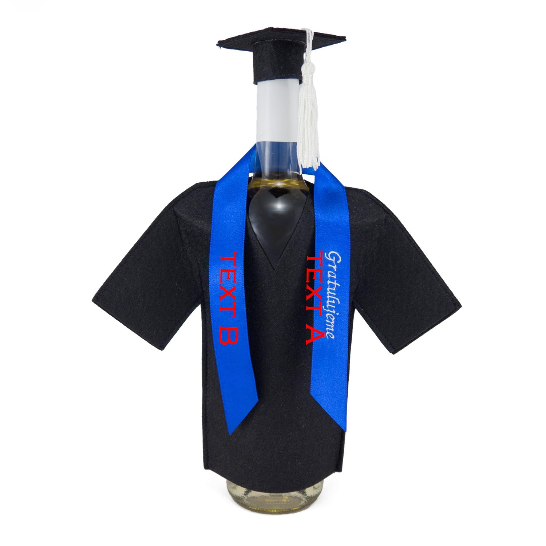 Dárkový oblek na lahev