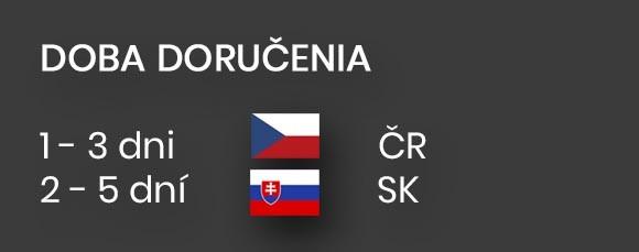Rýchle doručenie po Českej republike i na Slovensko